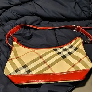 Authentic Burberry Blue label Handbag
